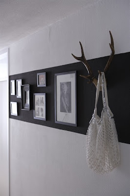 am nager et d corer un couloir tout en longueur. Black Bedroom Furniture Sets. Home Design Ideas