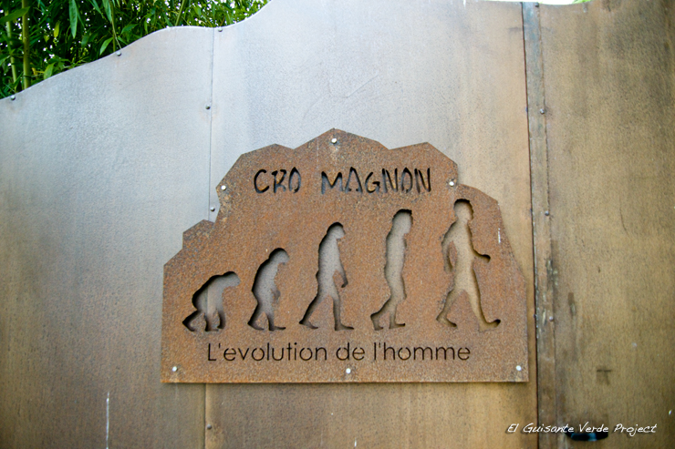 Abrigo Cromagnon, Les Eyzies de Tayac - Dordoña Perigord por El Guisante Verde Project