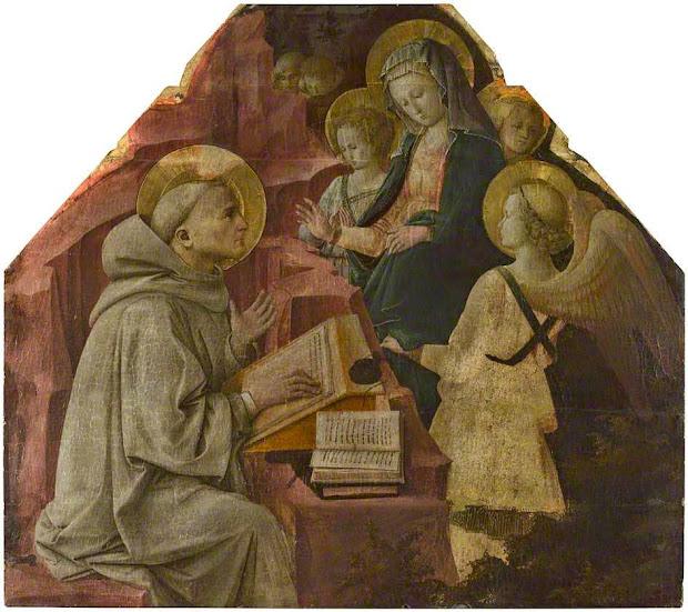 St Saint Bernard of Clairvaux Images