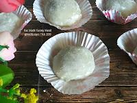 Resep Mochi Kacang Merah