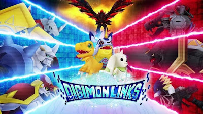 DigimonLinks Mod Apk English 2.5.1Digimon DigimonLinks MOD APK Download bahasa Inggris versi 2.5.1