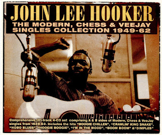 John Lee Hooker's The Modern, Chess & VeeJay Singles Collection 1949-62