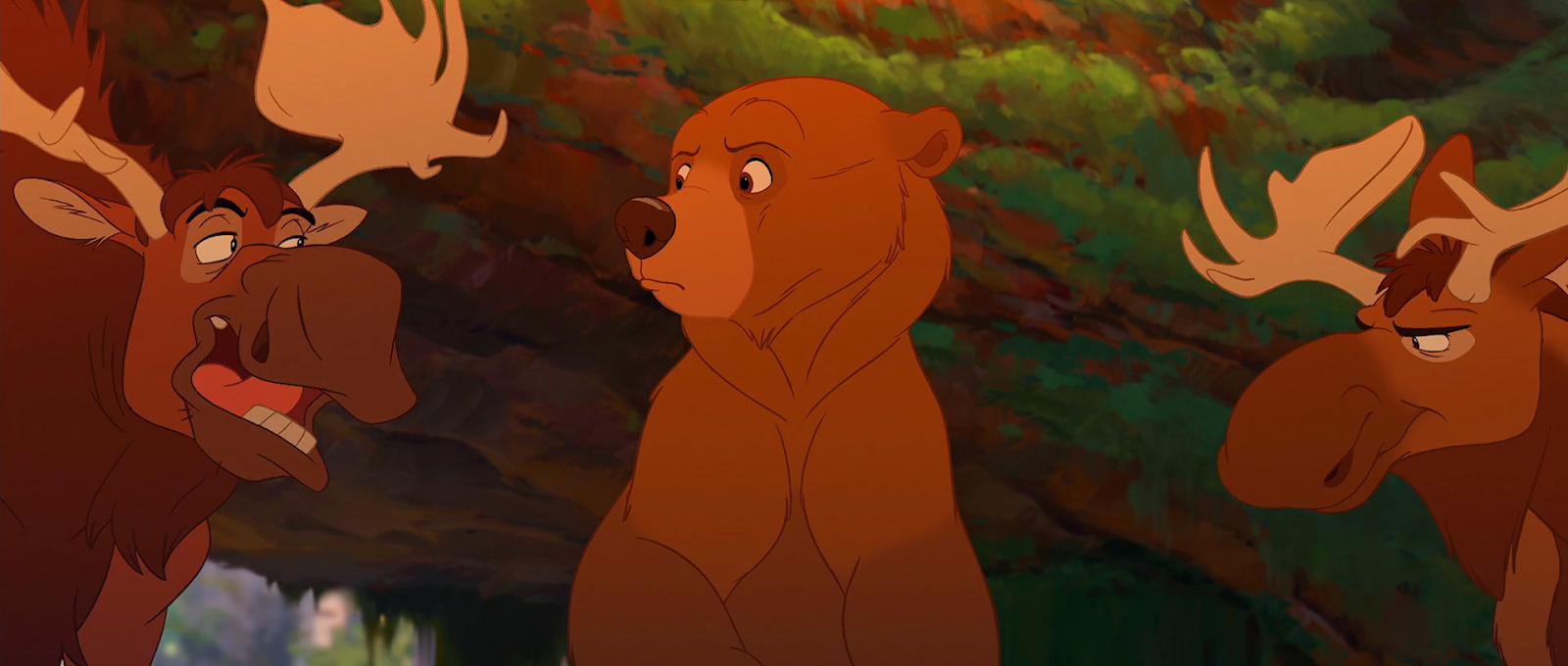 Finding The Wrong Words For Walt Disney S Animated Fifty Part 44 Brother Bear Edition