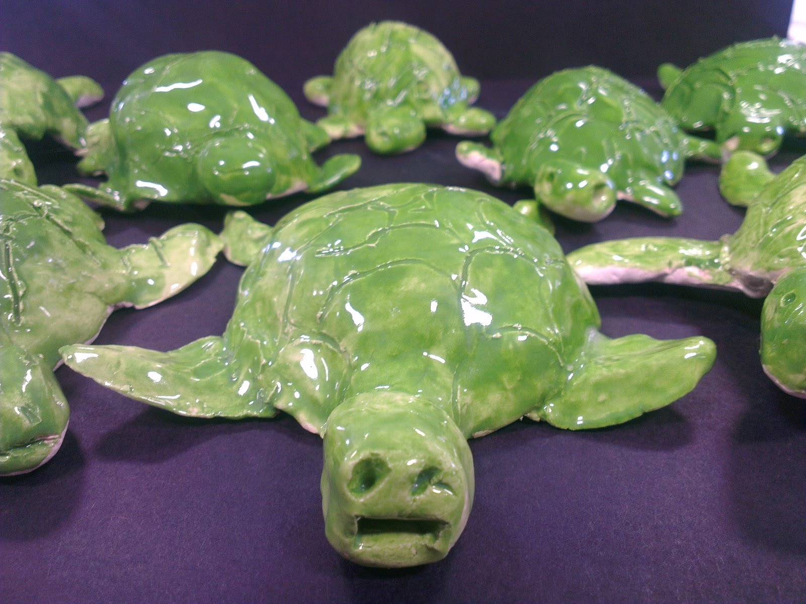 animal clay projects - photo #31