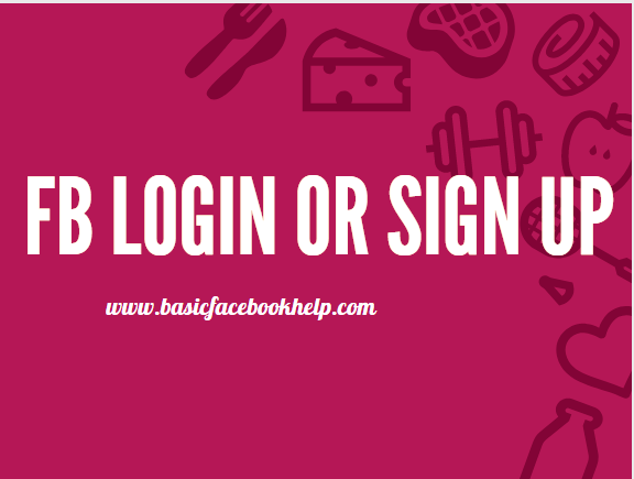 FB Login or Sign up