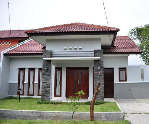 Desain Rumah Minimalis 1 Lantai Simple