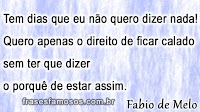 Frases do Pe. Fábio de Melo