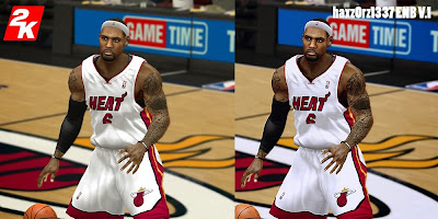 NBA 2K14 PC ENB Series Mod