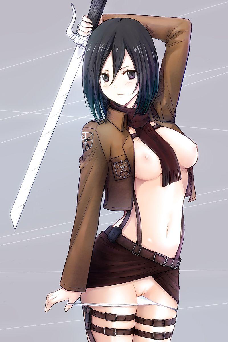 gambar hentai karakter anime, mikasa ackerman.gambar animasi bokep,nsfw art,toket gede,foto ngentot,pamer memek