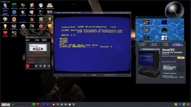 Emulatorz    » [ftp] Amstrad Schneider CPC Emulators
