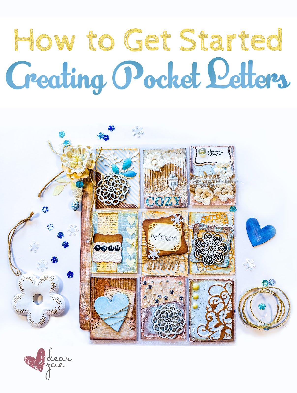 Pocket Letter tutorial