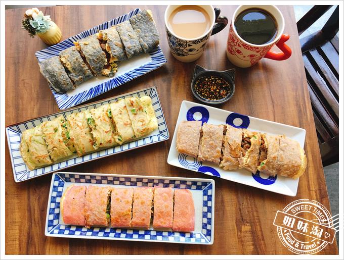 喵姨蛋餅-鹽埕埔站有最好吃的客家風味早餐