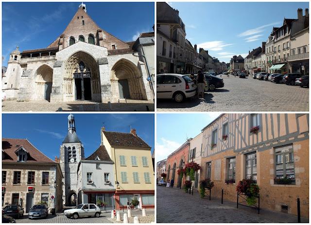 ruta por las calles de Provins