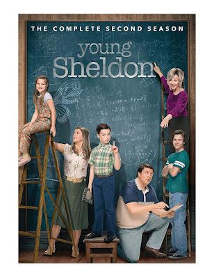 Young Sheldon Season 2 Dvd