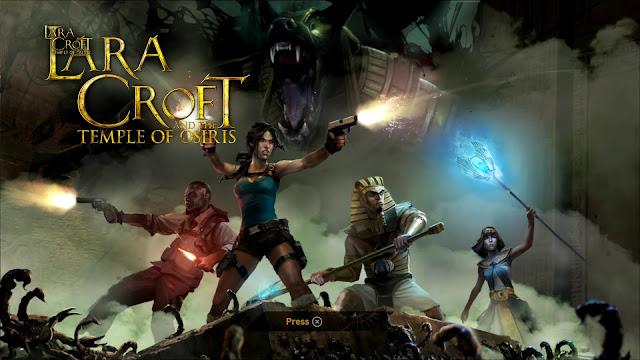 Baixar Lara Croft and the Temple of Osiris (PC) + Crack