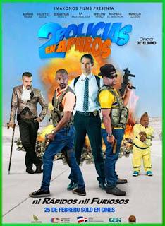 Dos policías en apuros (2016) | DVDRip Latino HD GDrive 1 Link