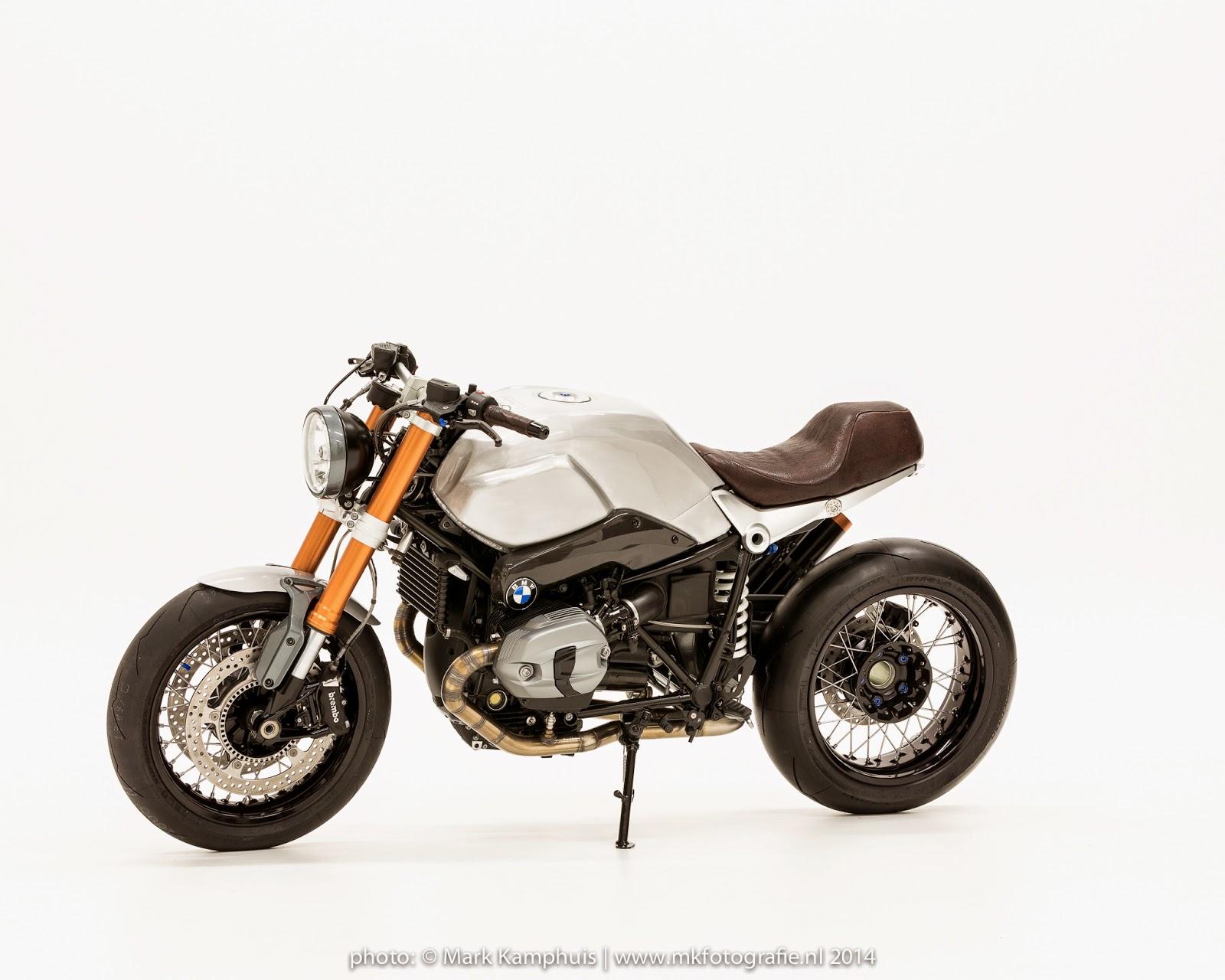 SMOKIN´ MOTORCYCLES #003 ELEGANT BASTARD - RocketGarage