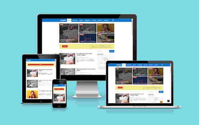 Skill Responsive Blogger Template Premium Responsive Blogger Templates