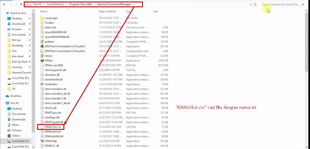 Cara Menambahkan Ekstensi IDM di Chrome Terbaru ...