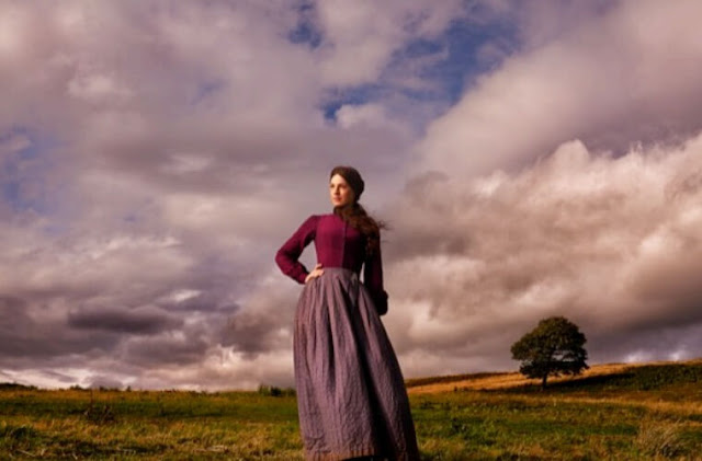 'Jericho' (2016) – ITV's Lush & Romantic, Western Period Drama. A review of the beautiful ITV series. All text © Rissi JC / RissiWrites.com