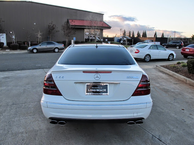2008 mercedes w211 e55 amg renntech performance