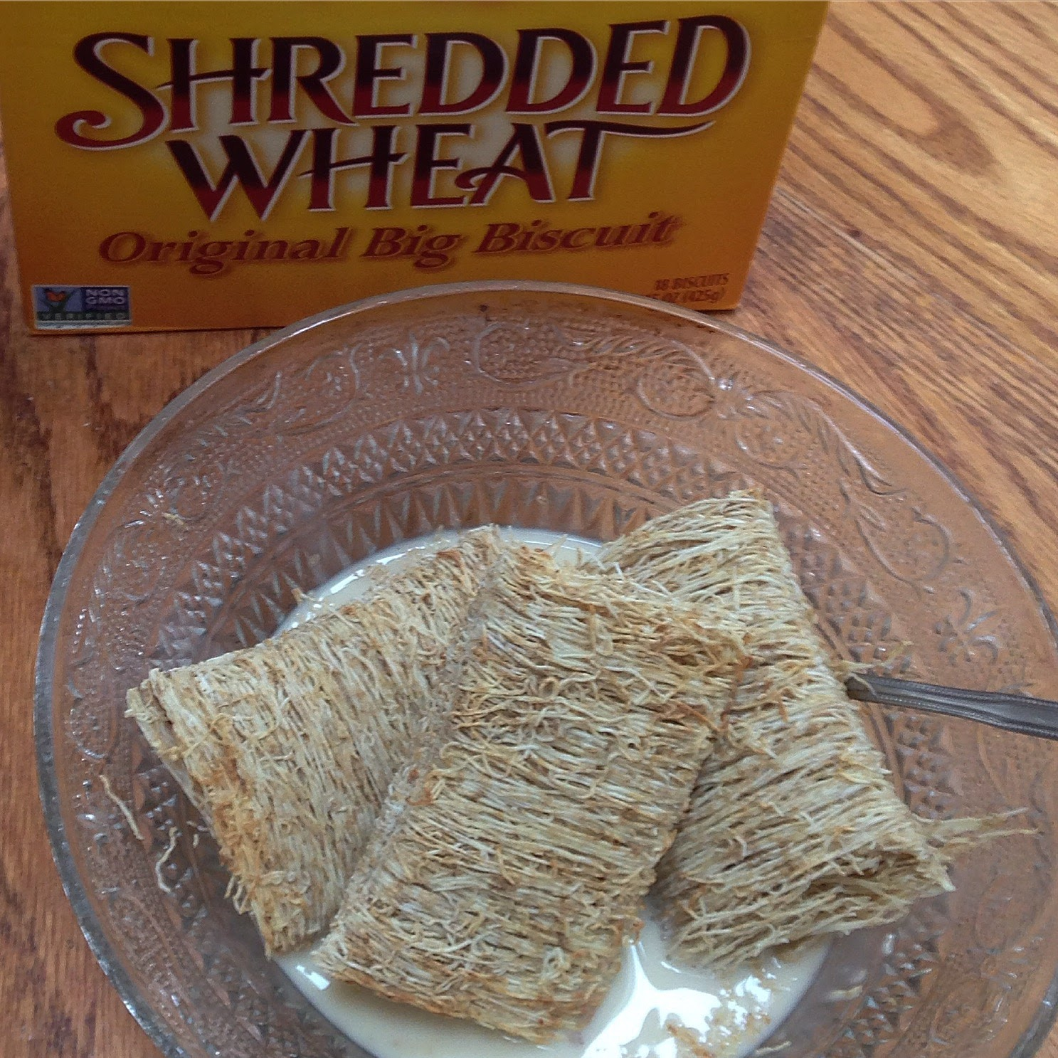 Dat big biscuit post shredded wheat original big biscuit review the real issue is how do i deal with the milk situation i want to try to get the cereal soggy but thats gonna require more milk than usual ccuart Image collections