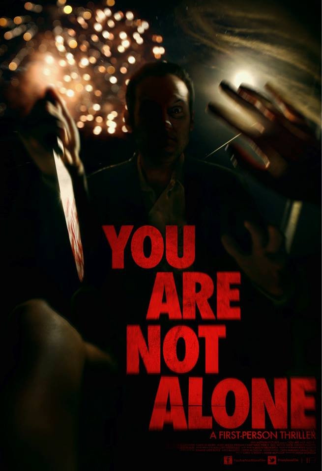 You are not alone alternate poster