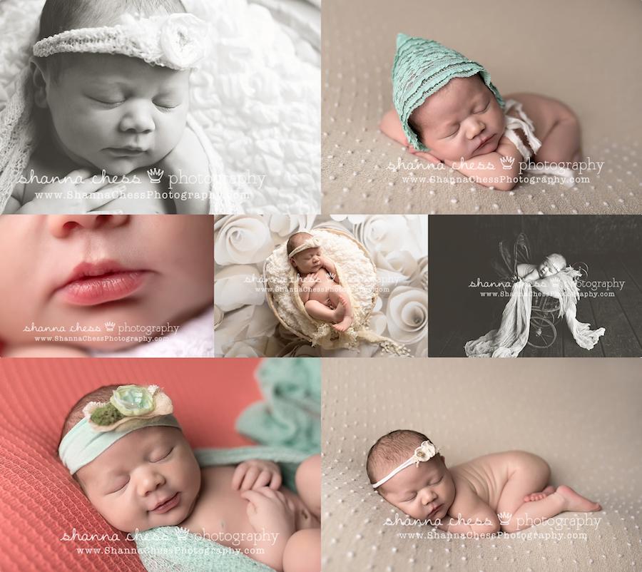 eugene, oregon newborn photography