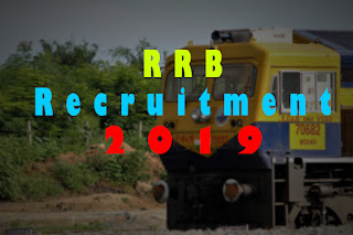RRB NTPC recruitment 2019 - 35000 + Vacancies-Last date of Application 31st March 2019