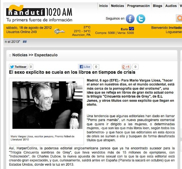 Radio de PARAGUAY | Fantasías eróticas y salvajes de buena onda