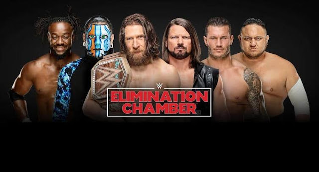 5 Surprise retuens to happen at Elimination Chamber 2019