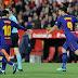 Barcelona sai atrás, empata em dois minutos e mantém invencibilidade no Espanhol