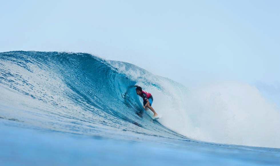 56 Billabong Pipe Masters Jeremy Flores Foto ASP