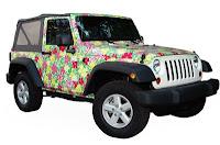 Paisley Jeep