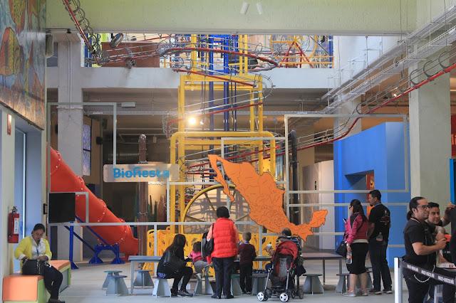 Se inaugura la ampliación del Papalote Museo Del Niño
