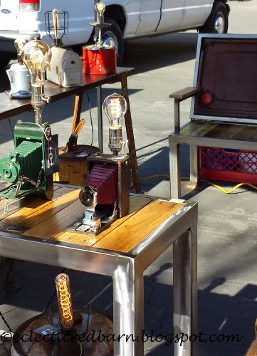 Rose Bowl Flea Market vendor ideas