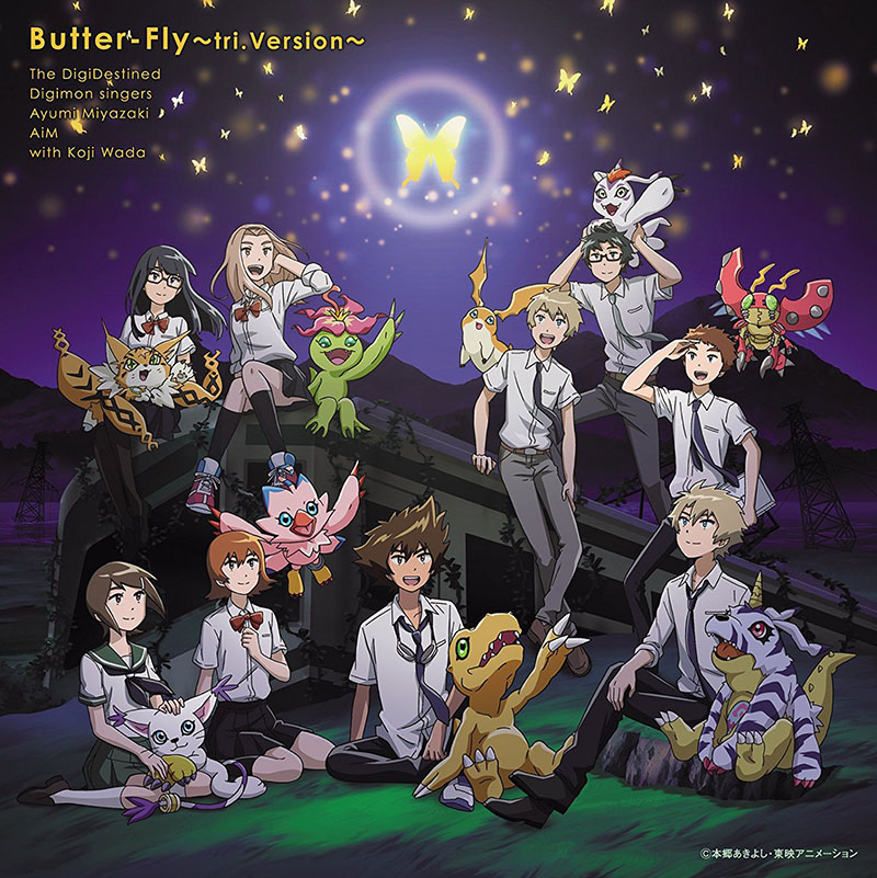 Butter-Fly ~tri.Version~ // Digimon Adventure tri. Chapter 6 Ending
