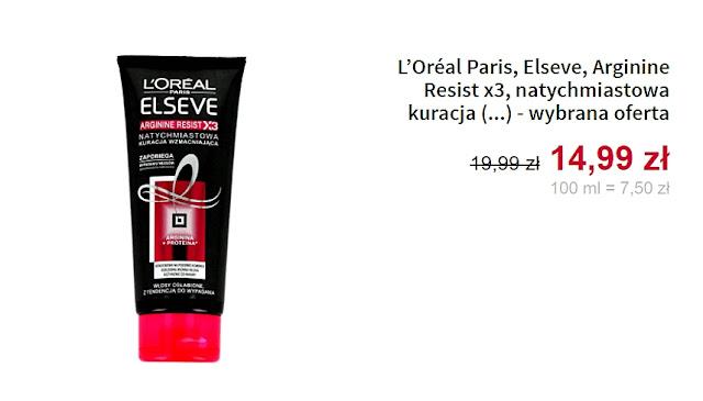 Elseve - Maska do włosów