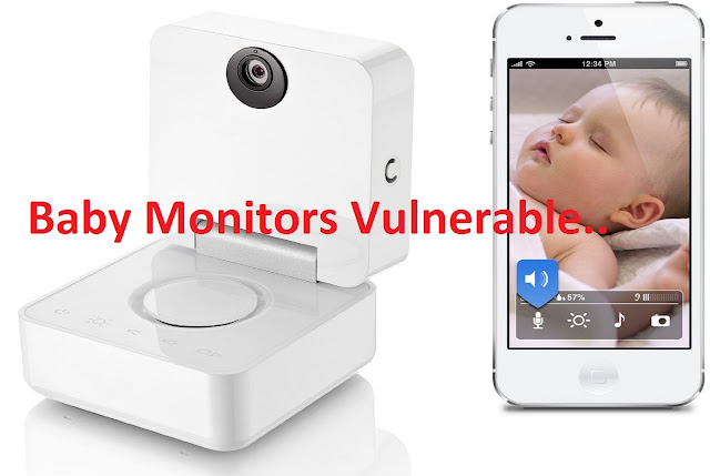 Hacking Baby Monitors
