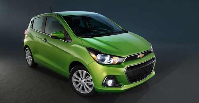 2016 Chevrolet Beat Unveiled