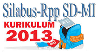 Download Silabus IPA SD Kurikulum 2013 Revisi Tahun 2016