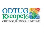 ODTUG Kscope16