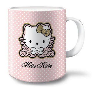 Cana Hello Kitty roz