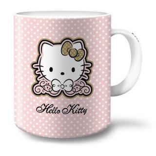 Cana Hello Kitty roz cumpara de aici