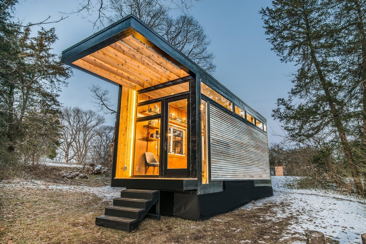 11-External-Front-View-Cornelia-Funke-New-Frontier-Tiny-Homes-Architecture-www-designstack-co
