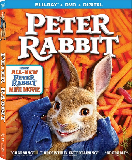 Peter Rabbit (Las travesuras de Peter Rabbit) (2018) 1080p BluRay REMUX 20GB mkv Dual Audio DTS-HD 5.1 ch
