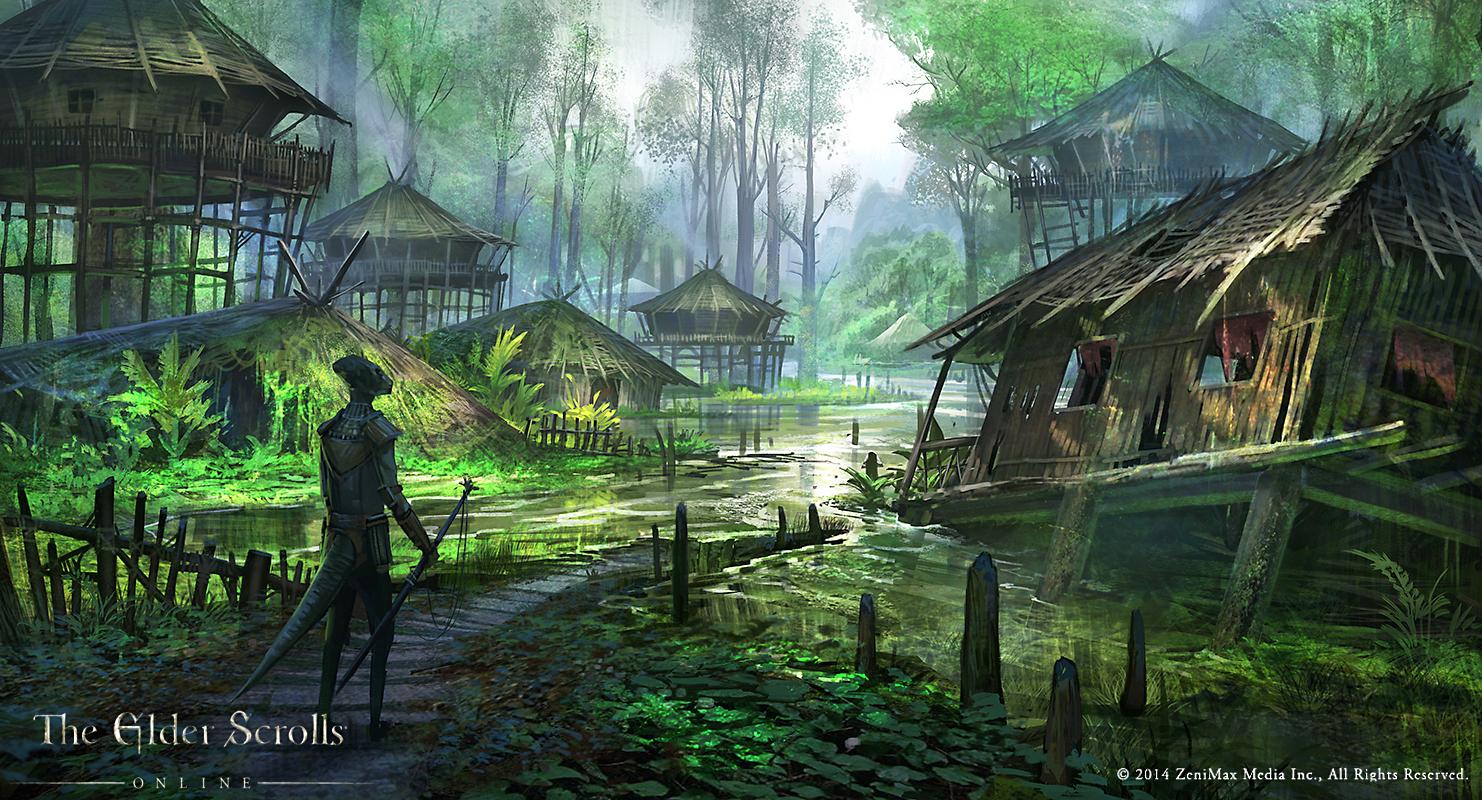 Murkmire — Elder Scrolls Online