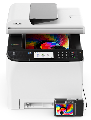 Ricoh SP C260SFNw Driver Download