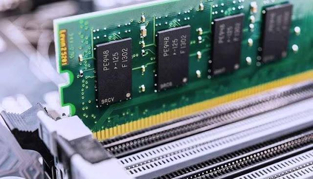 Pengertian RAM, Jenis dan Fungsi RAM Pada Komputer