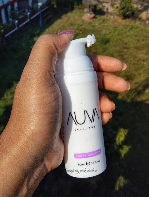Auva Youth Booster day Cream : Review   OSIYAN Beauty